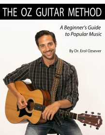 The Oz Guitar Method Cover