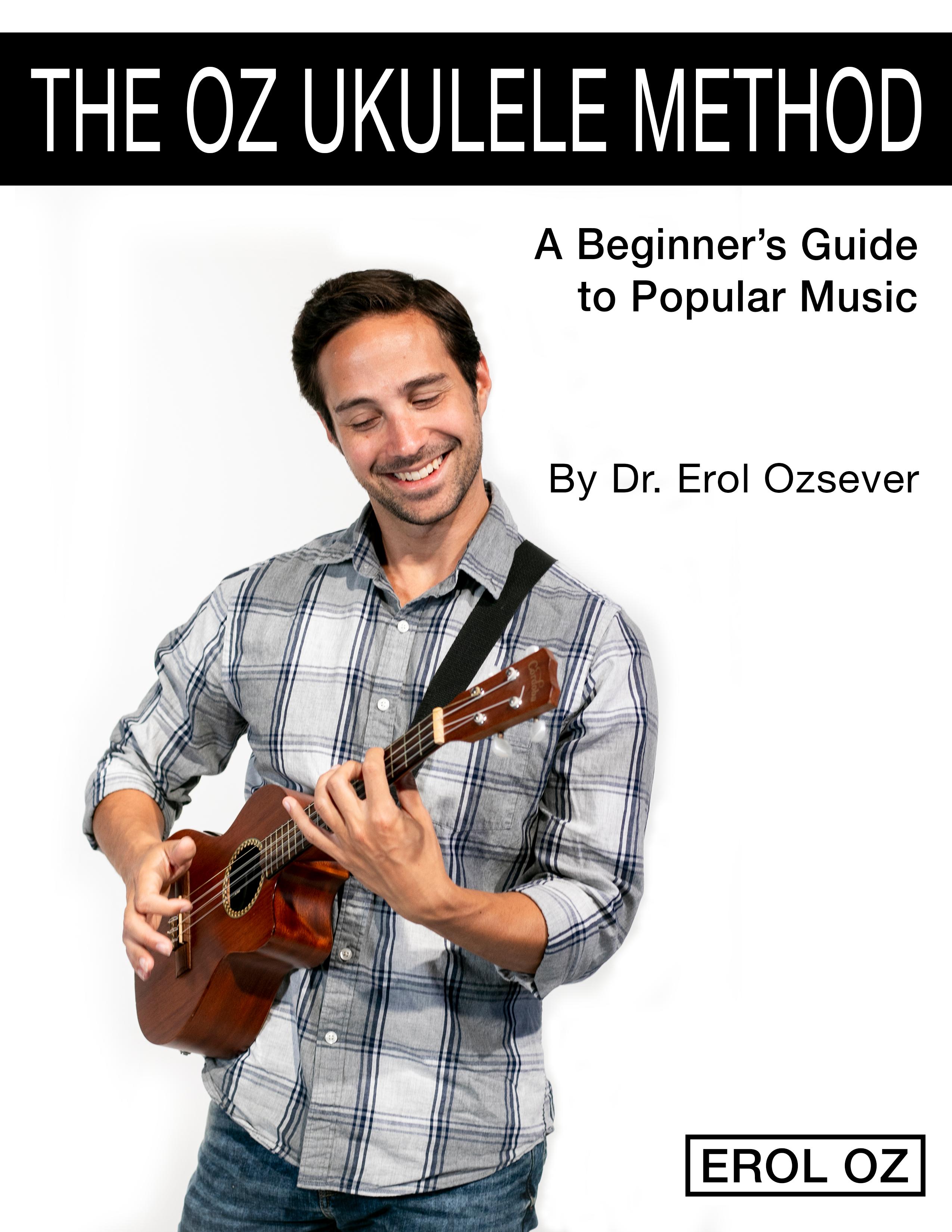 The Oz Ukulele Method Cover